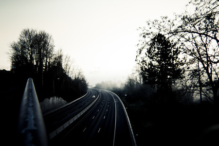 Traveling in Fog