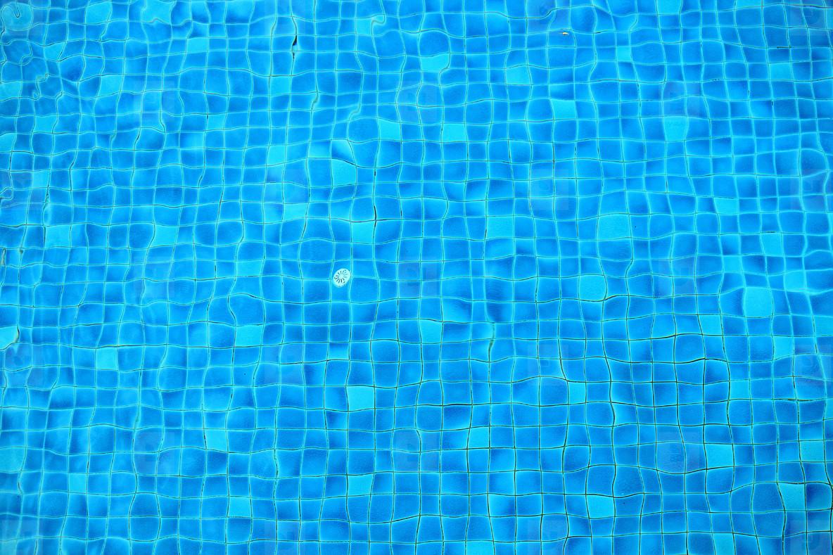 bottomed pool mosaic abstract ba