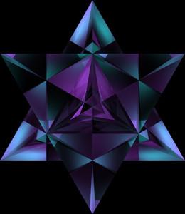 triangle star