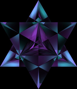 triangle star