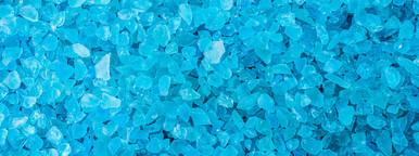 Blue rocks texture