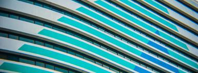 Building stripes