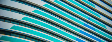 Building stripes