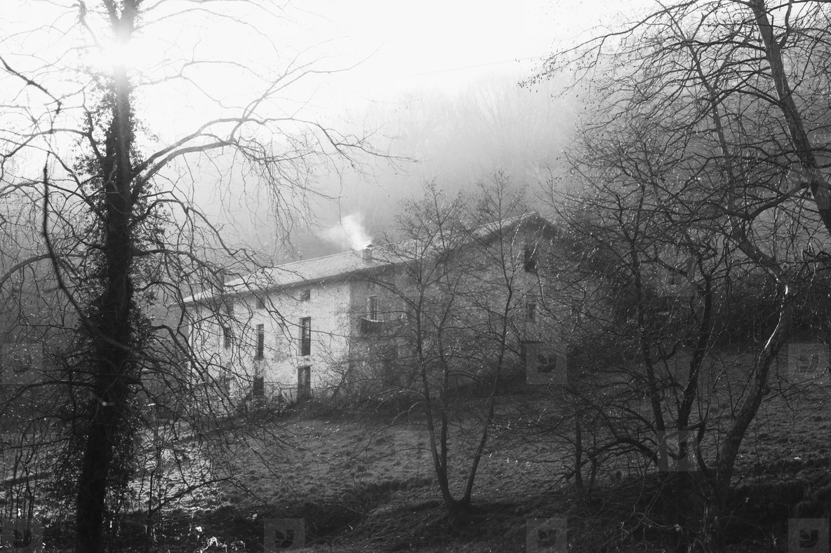 dark homestead