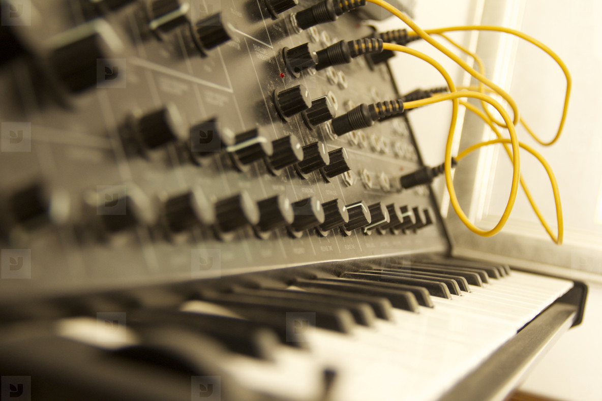 A Vintage Synth
