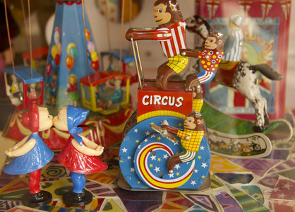 Vintage Children Toy