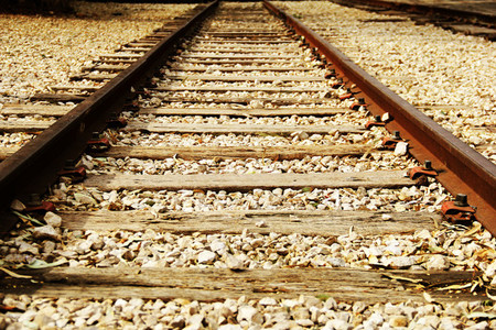 A Single Railway Track