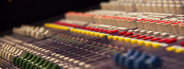 Music Console Mixer