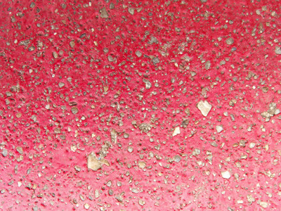Red cement wall background