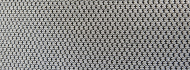 Textured fabric as background