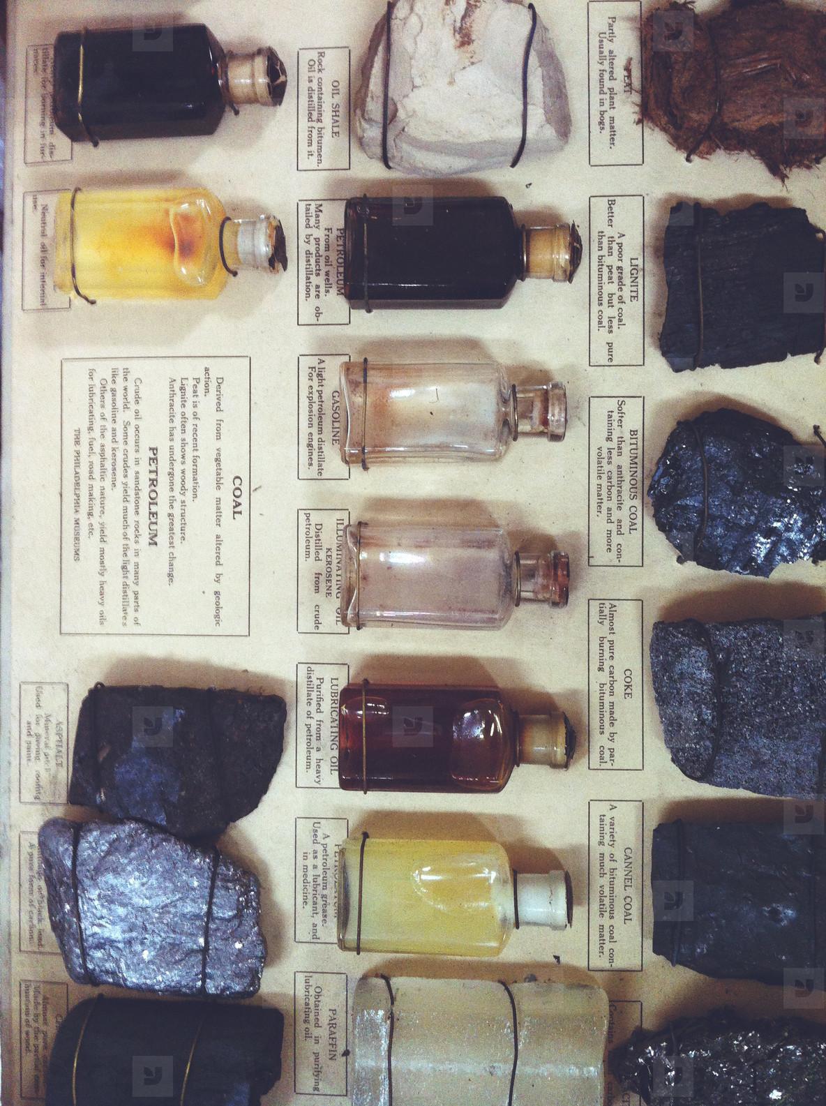Vintage rocks