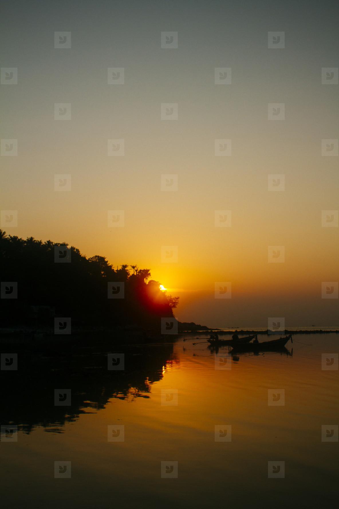 Photos - fisherman's sunset