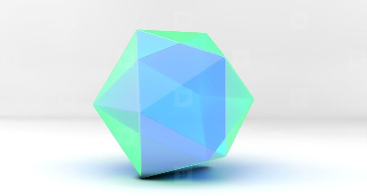 geometry   icosahedron