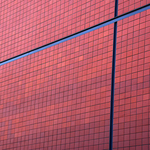 Terracotta grid