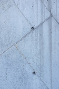 concrete wall one