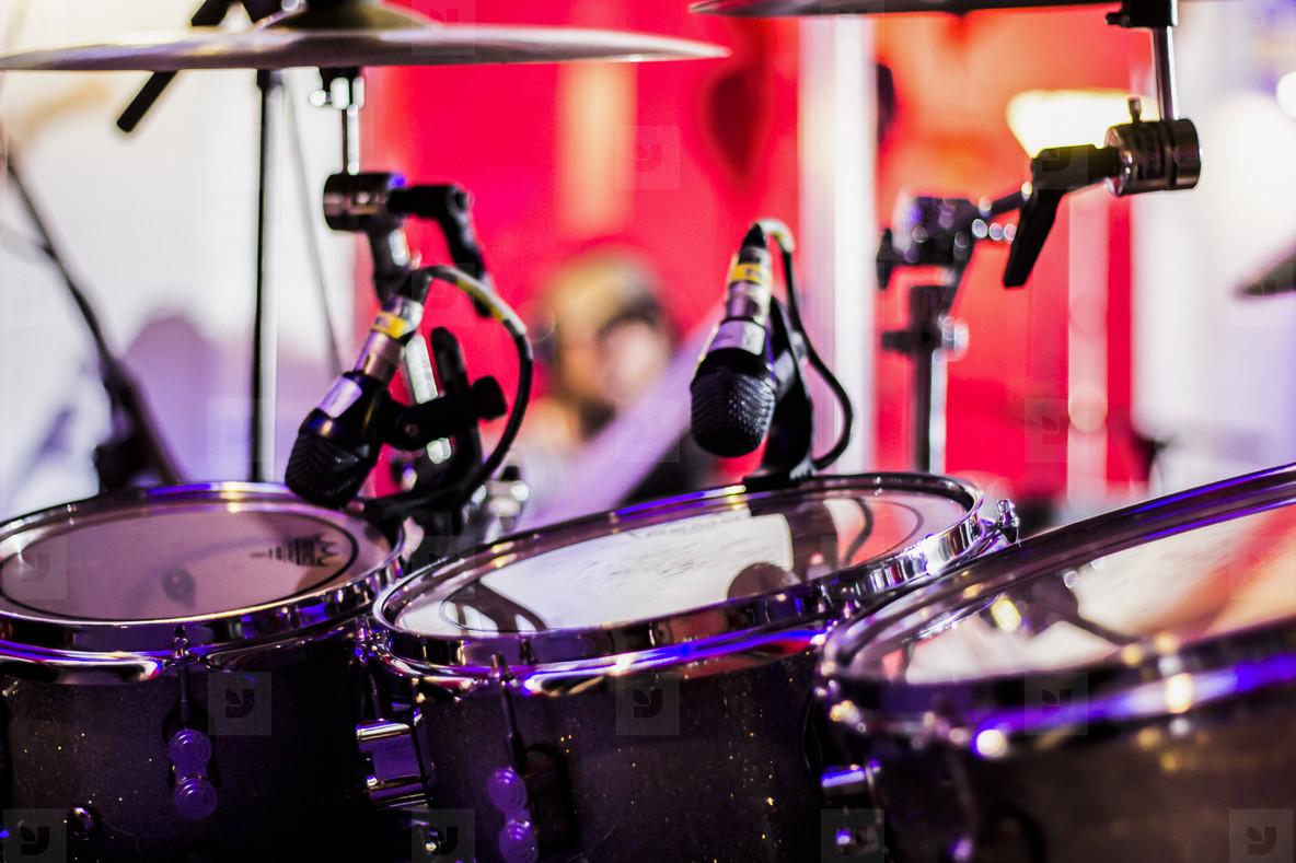 Drums Toms