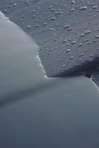 rainy plastic