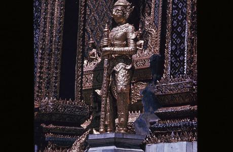 Guardian Statue