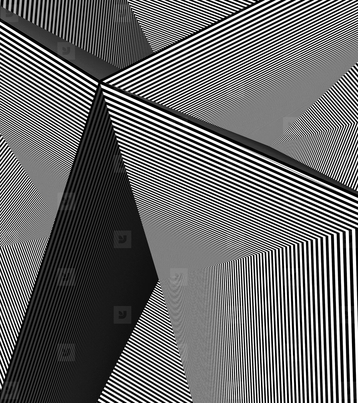 geometric shapes and stripes  8