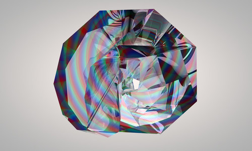 crystal glas