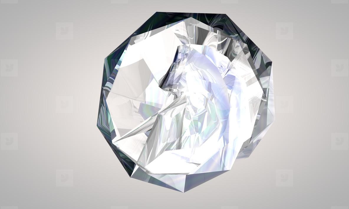 crystal glas  1