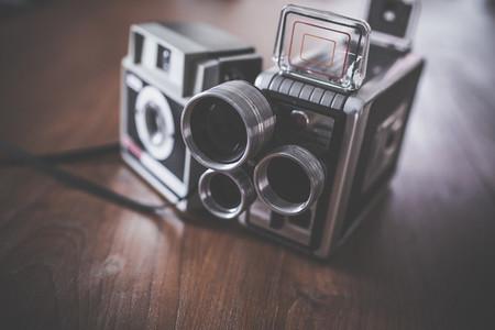 Vintage Kodak Cameras