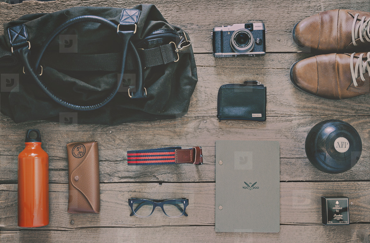 The Organized Hipster