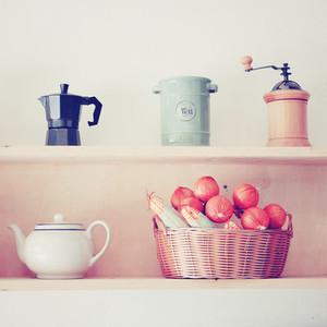 Tea and coffee equipment
