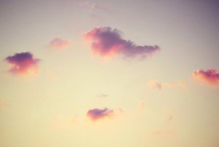 Vintage sky