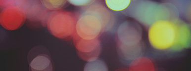 Abstract of vintage bokeh