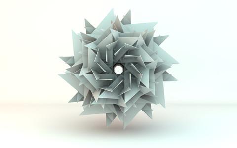 transforming sphere 9