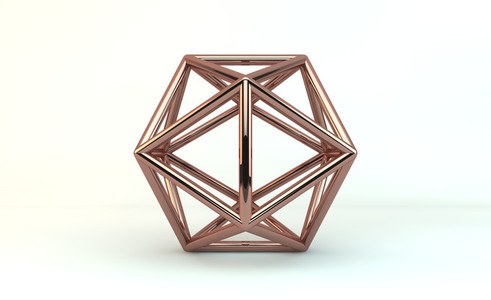 copper icosahedron