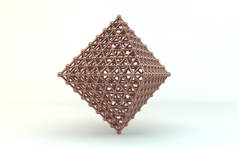 copper geometry