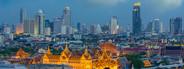Bangkok at Twilight