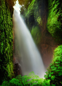 Air Terjun Borneo