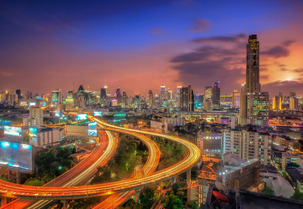Bangkok Lights