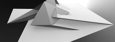 polygon origami shape