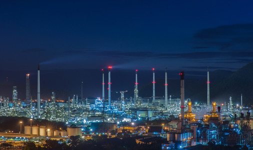 Oil   Energy Refinery