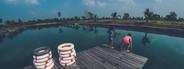 Kids on Swimming Pier
