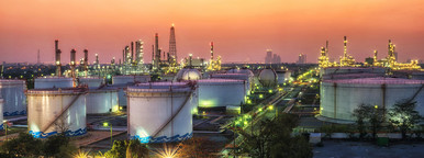 Petrochemical oil and gas