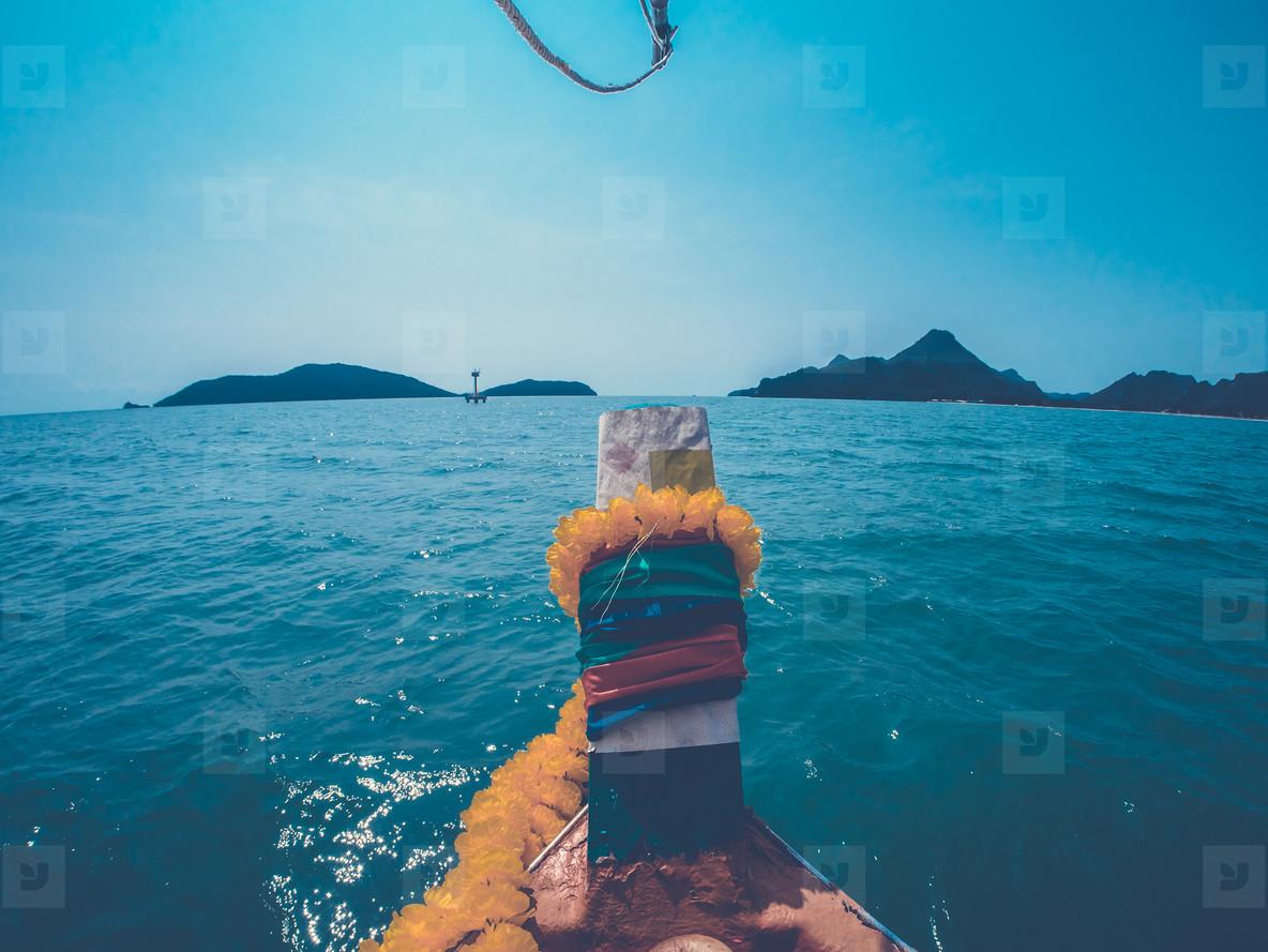 Fishing Boat Ride
