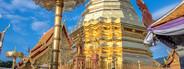 Golden Stupa on Doi Sutep
