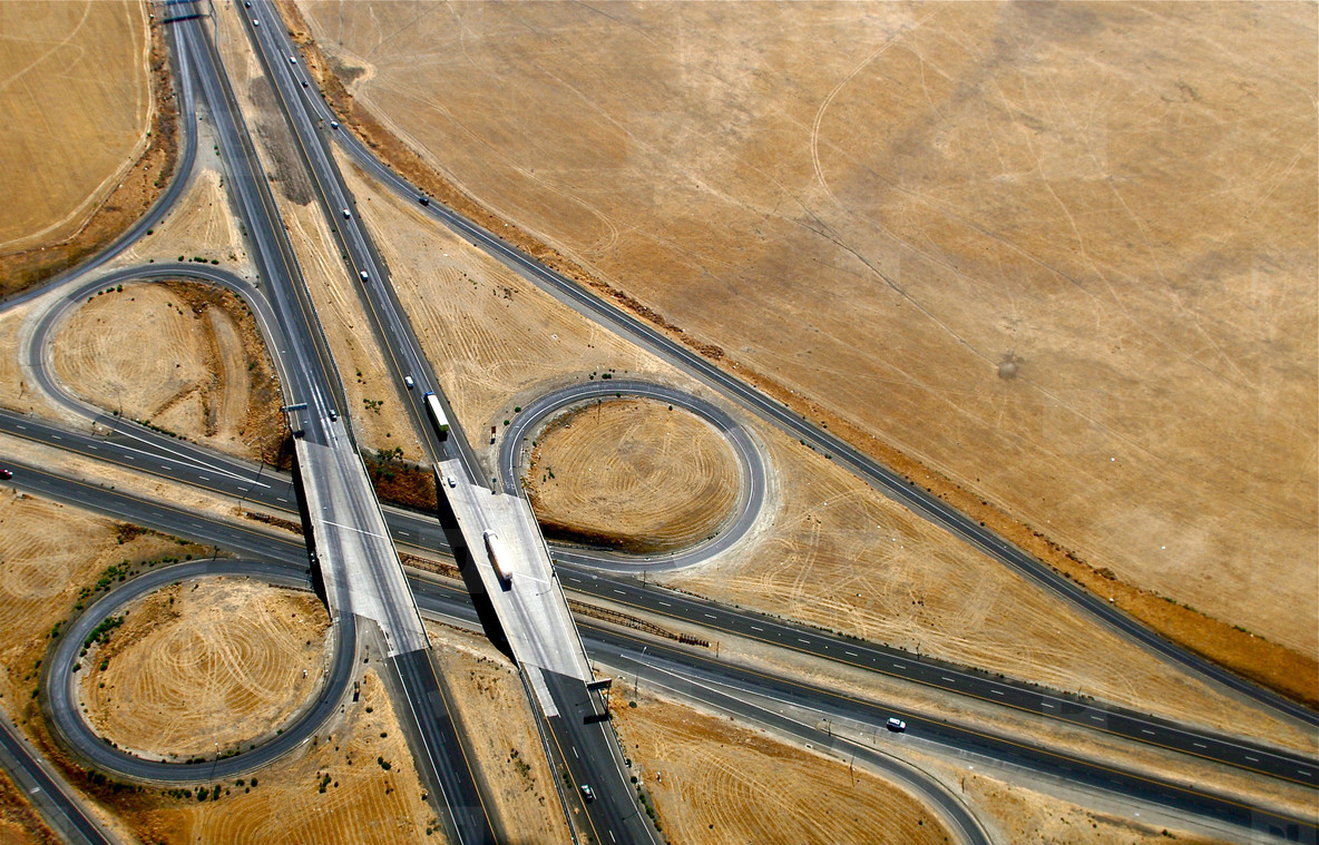 Aerial View Junction