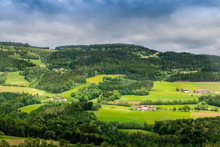 Hills   autumn   Austria