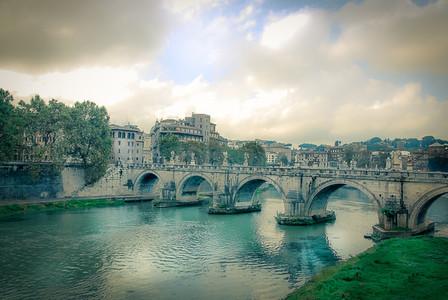 Tiber rom   vintage