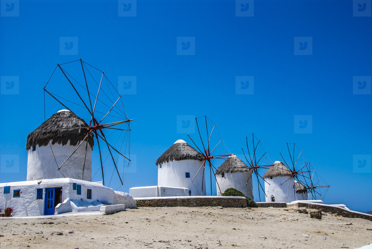 Famous windmillls