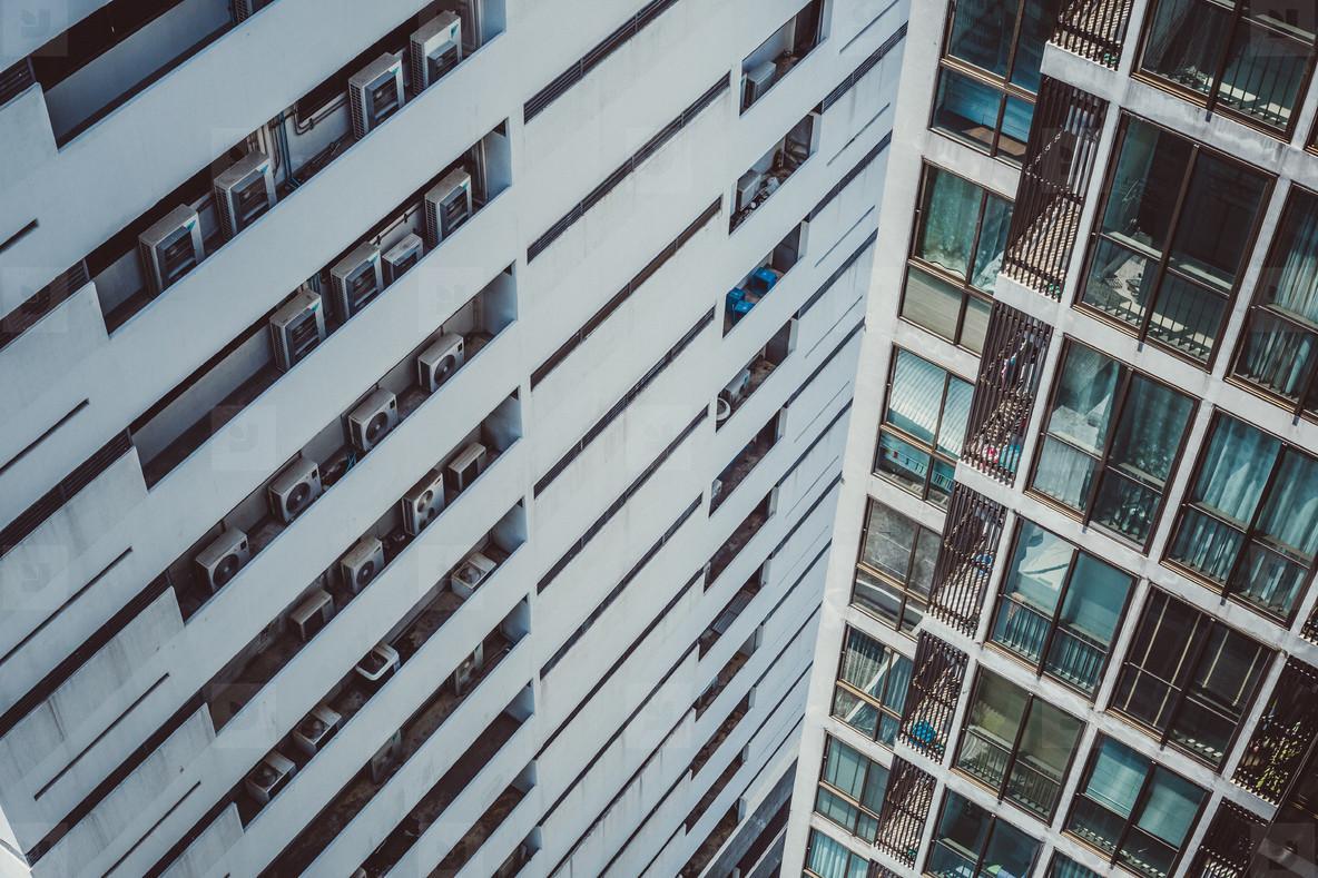 Buildings Merging