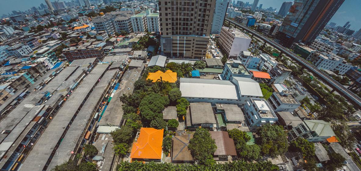 Above Bangkok