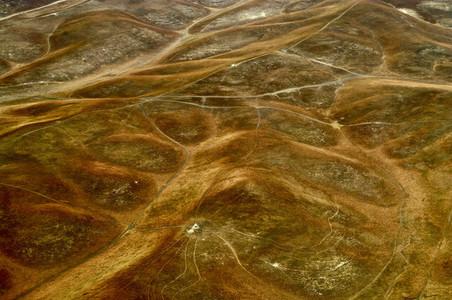 Desert Aerial View