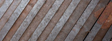 metal rust background  Drain cap
